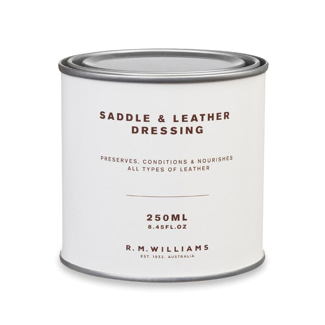 R.M.Williams Saddle and Leather Dressing