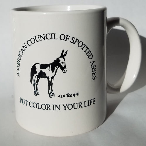Spotted Ass Coffee Mug