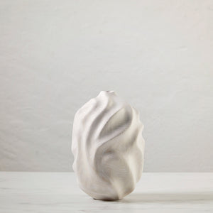 "Løvfall vase ""Evolved"" Asketre H30"