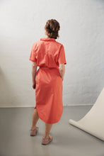 "Load image into Gallery viewer, Aiayu ""Agnes Dress"" Tomato"