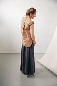 "Aiayu ""Smock Skirt"" Soil"