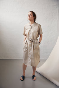 "Aiayu ""Agnes Dress"" Beige"