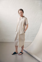 "Load image into Gallery viewer, Aiayu ""Agnes Dress"" Beige"