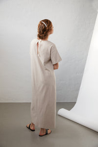 "Aiayu ""Jersey Dress"" Seagrass"