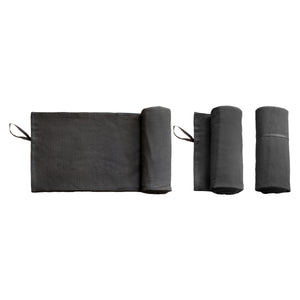 TOC Towel to Go - Dark Grey (60x120 cm)
