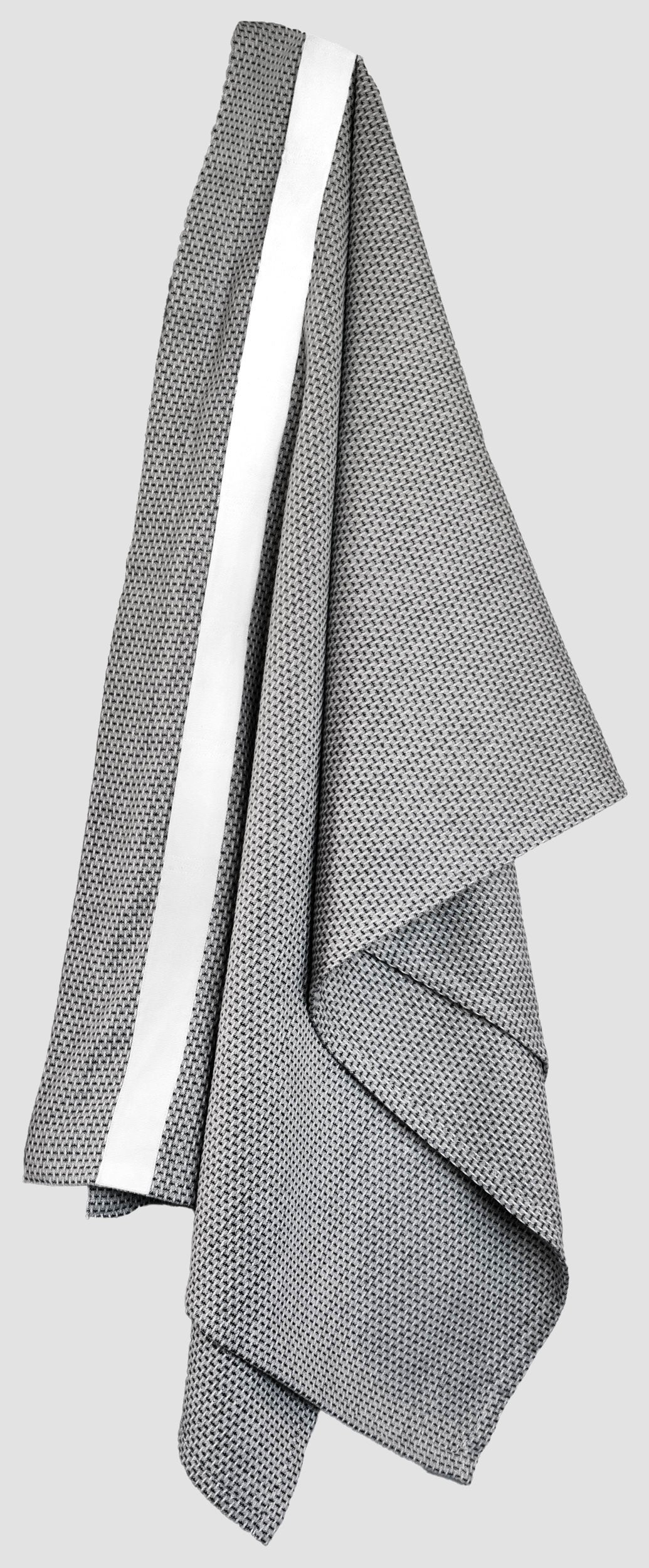 TOC Badehåndkle Wrap Around - Light Grey