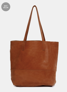 "Tote bag ""Mamuye""  Chestnut"