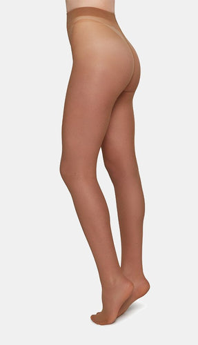 Elin Thights Nude/Medium Brown