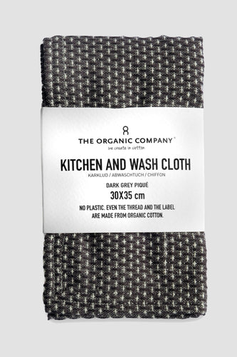 TOC Kitchen and Wash Cloth