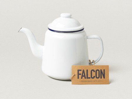 Falcon Enamelware, Tea Pot