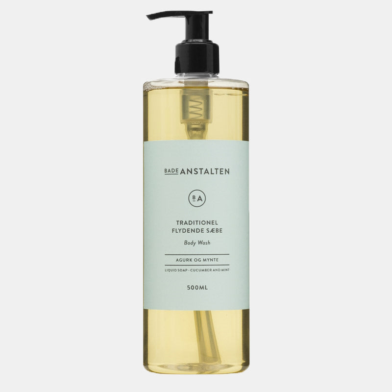 Bade Anstalten Body Wash - Cucumber & Mint