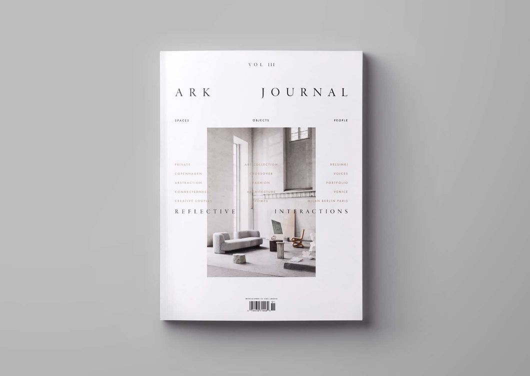 Ark Journal Vol. 3