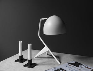 Studio 1 Table lamp, Mat white