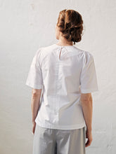 "Load image into Gallery viewer, Aiayu ""Mirabel Short Sleeve"" White"