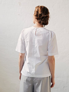 "Aiayu ""Mirabel Short Sleeve"" White"