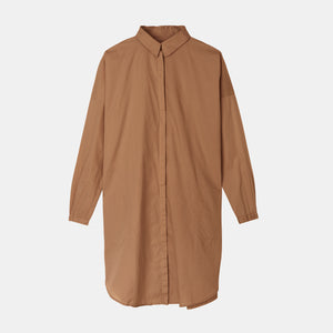 "Aiayu ""Shirt Dress"" Tabacco"