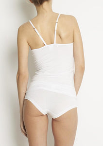 camisole CAMI BASE- White