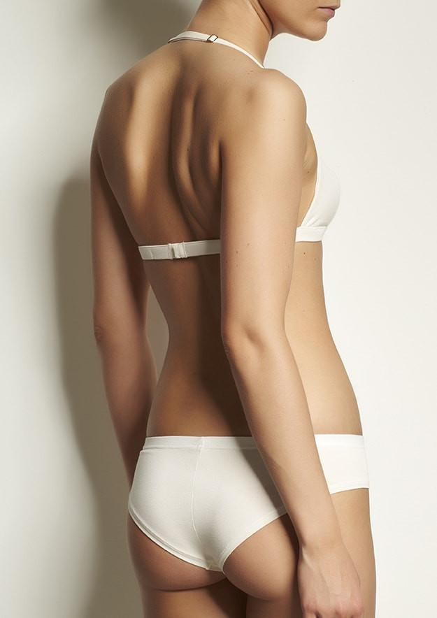 BASE- blush, Brazilian cut undies