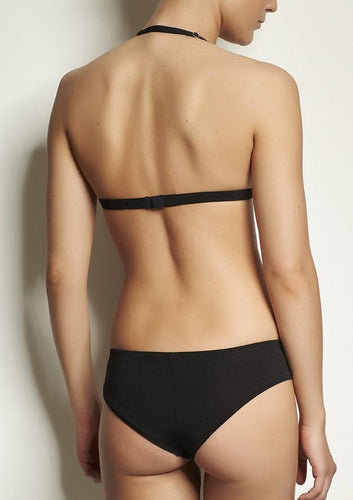 BASE- black, Brazilian cut undies