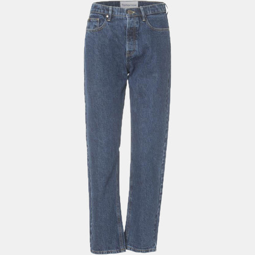 Teresa regular jeans wash dark Orlando, denim blue