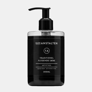 Bade Anstalten Liquid Soap - Activated Coal