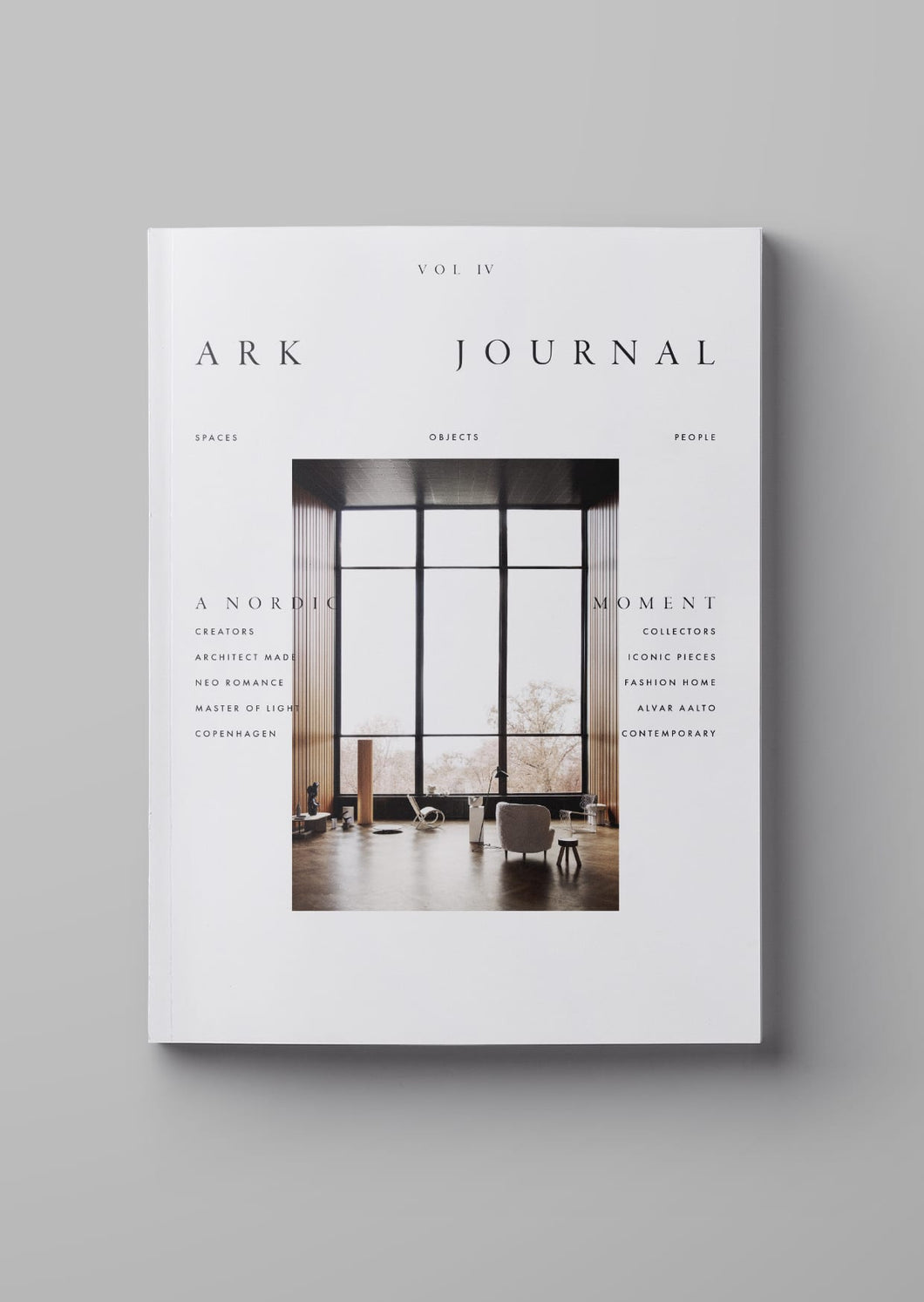 Ark Journal Vol. 4