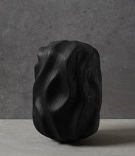 Load image into Gallery viewer, Løvfall vase brent Asketre 30x19cm