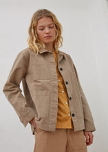 "Load image into Gallery viewer, Aiayu ""Jacket"" Beige"