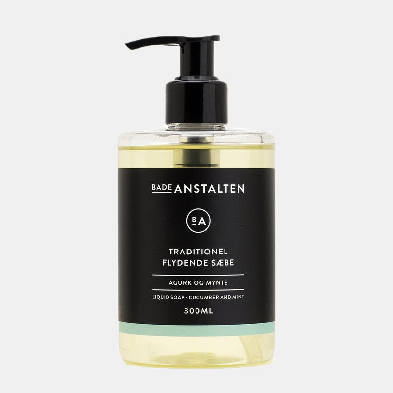 Bade Anstalten Liquid Soap - Cucumber/Mint