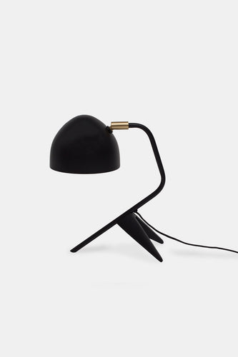 Studio 1 Table lamp, Mat black