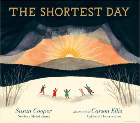 The Shortest Day: Susan Cooper