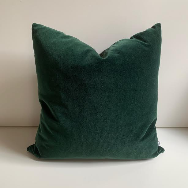 HAY Eclectic Cushion- Dark Green