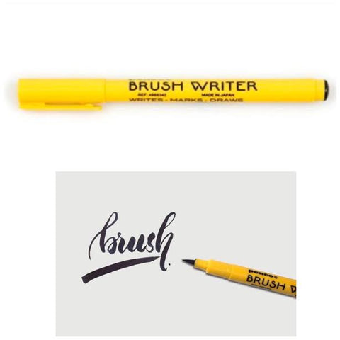Brush Writer Pen