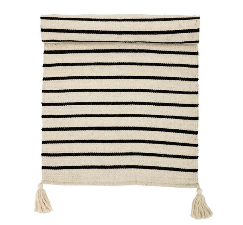 Cotton Striped Rug 94