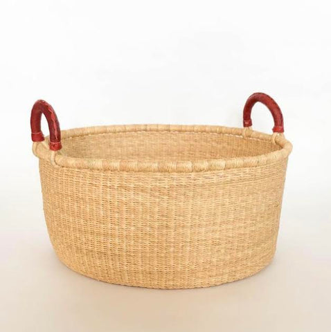 Kwasi Basket with Handles- PICK UP ONLY