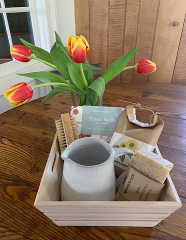 Mother's Day Garden & Kitchen Gift Box