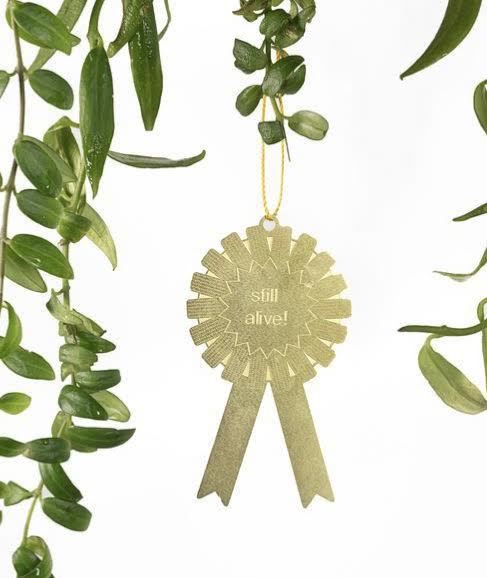 Plant Awards- choose from 4 designs