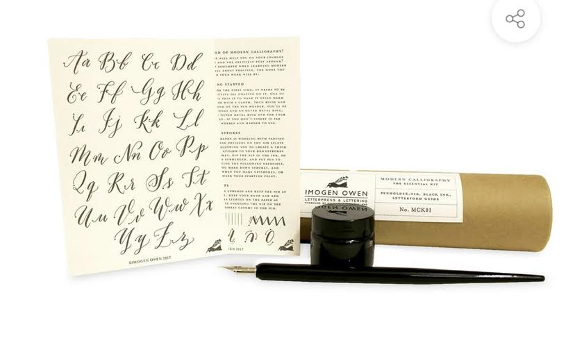 Modern Calligraphy Essential Kit