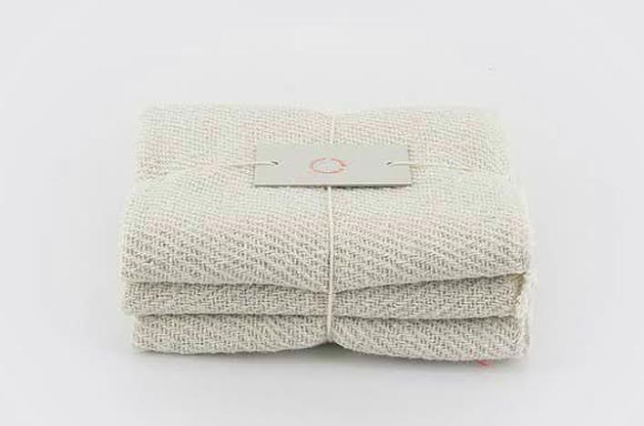 3 Cotton Dish Cloths