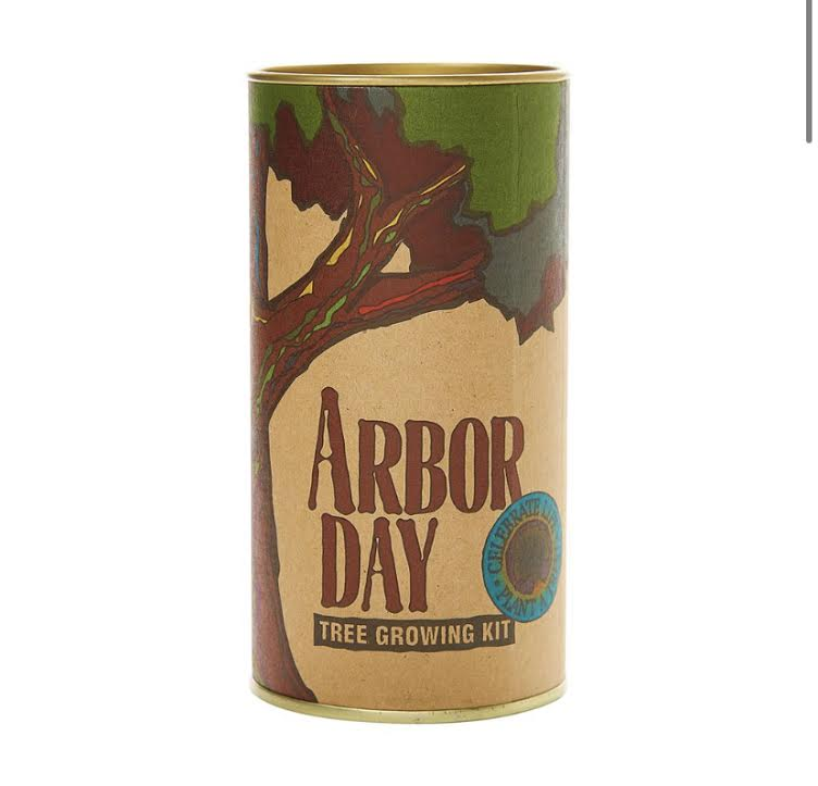 Arbor Day Red Maple Tree Growing Kit