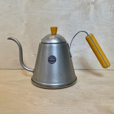 Wood Handle Stainless Steel Pour Over Kettle