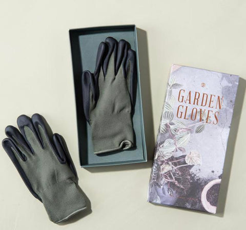 The Floral Society Garden Gloves
