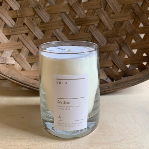 8oz. Aviles Candle
