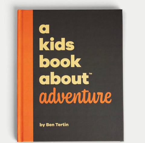 a kids book about adventure