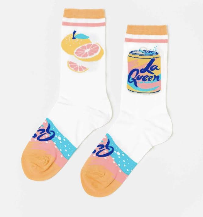 La Queen Socks- One Size