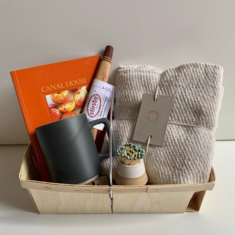 Mother's Day Kitchen Gift Basket