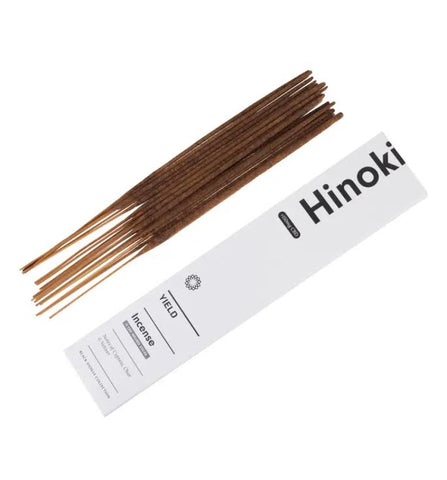 Yield Design Hinoki Incense