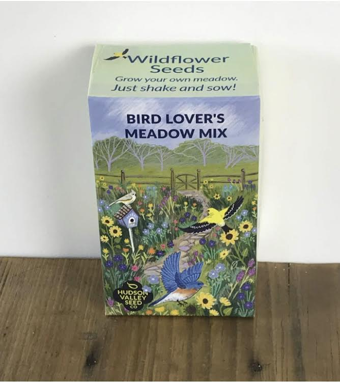 Bird Lover's Meadow Mix
