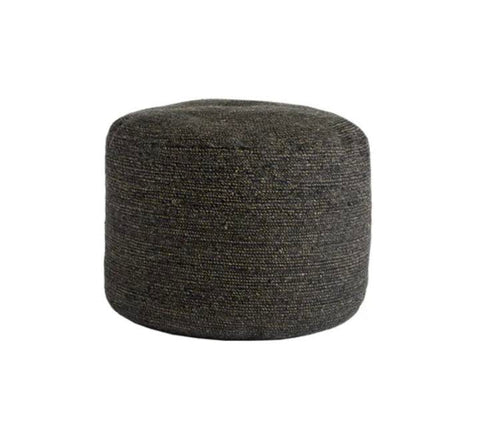 Melia Floor Pouf- PICK UP ONLY