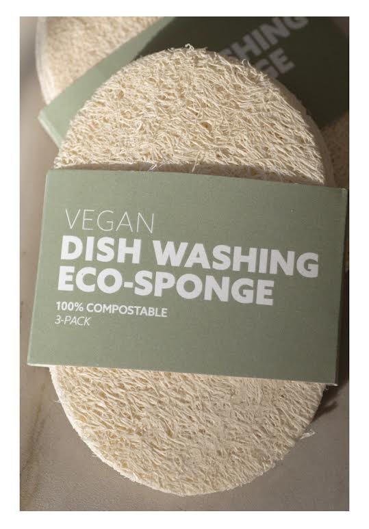 Eco- Sponges- 3 pack